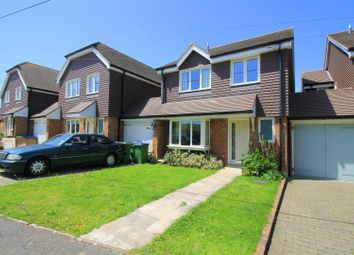 Thumbnail 4 bedroom link-detached house for sale in Pound Lane, Upper Beeding, Steyning