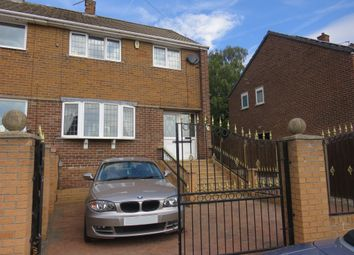 Thumbnail 3 bed semi-detached house for sale in Garden House Close, Barnsley