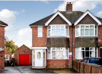 Thumbnail 3 bed semi-detached house for sale in Luxfield Road, Warminster