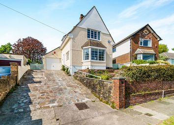 Thumbnail 3 bed detached house for sale in Darwin Crescent, Laira, Plymouth
