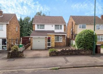 Thumbnail 3 bed detached house for sale in Robins Wood Road, Aspley, Nottingham