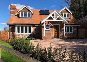Thumbnail 3 bed detached bungalow for sale in The Crescent, Bradenhurst Close, Caterham, Surrey
