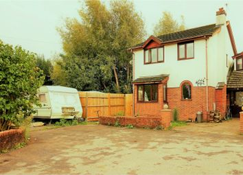 Thumbnail 6 bed detached house for sale in Manor Court, Caldicot