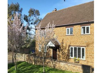3 bed semi-detached house for sale in Nursery Close, Little Houghton, Northampton NN7