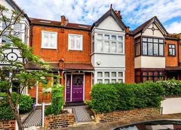 Thumbnail 4 bed terraced house for sale in Mina Road, Merton Park