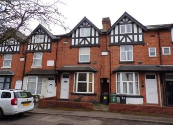 Thumbnail 3 bedroom terraced house for sale in St. Georges Road, St. Georges, Redditch, Worcestershire