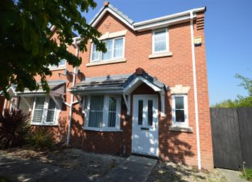Thumbnail 3 bed end terrace house to rent in Naylor Walk, Ellesmere Port
