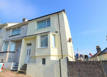 Thumbnail 2 bedroom end terrace house for sale in Cotehele Avenue, Keyham, Plymouth, Devon