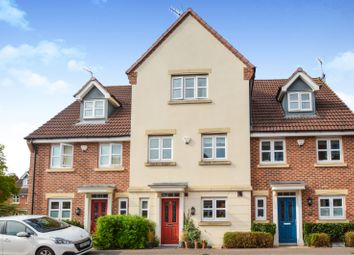 Thumbnail 5 bed terraced house to rent in Thomas Firr Close, Quorn, Loughborough