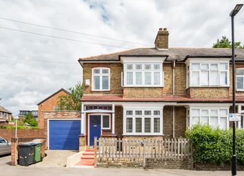 Thumbnail 3 bed end terrace house to rent in Pendlestone Road, London
