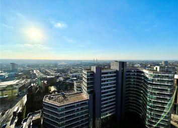 Pinnacle Apartments, 11 Saffron Central Square, East Croydon, Croydon CR0. 1 bed flat for sale