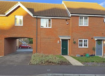 Thumbnail 2 bed maisonette for sale in Toad Hall Crescent, Chattenden, Rochester, Kent
