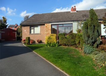 Thumbnail 2 bedroom semi-detached bungalow to rent in Birchington Close, Huddersfield, West Yorkshire