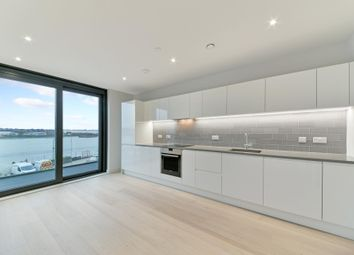Thumbnail 2 bed flat to rent in Summerston House, Royal Wharf