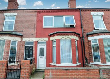 Thumbnail 3 bed terraced house for sale in Centenary Road, Goole