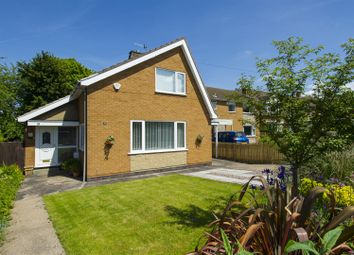 Thumbnail 3 bed detached house for sale in Windsor Crescent, Woodthorpe, Nottingham
