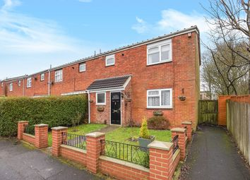 Thumbnail 3 bed end terrace house for sale in Haydn Road, Brighton Hill, Basingstoke