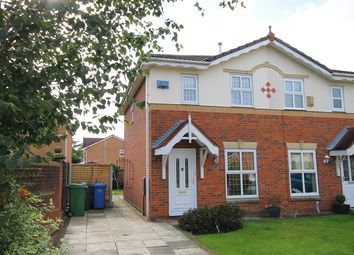 Thumbnail 2 bed semi-detached house for sale in Gordale Close, Great Sankey, Warrington