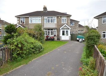 Thumbnail 4 bed semi-detached house for sale in Homelea Park West, Bath