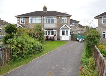 Thumbnail 4 bedroom semi-detached house for sale in Homelea Park West, Bath