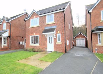 Thumbnail 4 bed detached house for sale in Bilberry Grove, Buckley, Flintshire