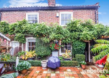 Thumbnail 2 bed end terrace house for sale in Ice House Lane, Norwich