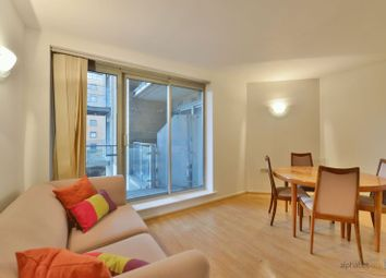 Thumbnail 1 bedroom flat to rent in Narrow Street, London