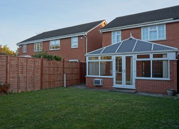 Thumbnail 3 bed semi-detached house for sale in Pettiford Close, Lichfield