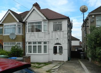 Thumbnail 1 bedroom flat for sale in Grove Crescent, Colindale