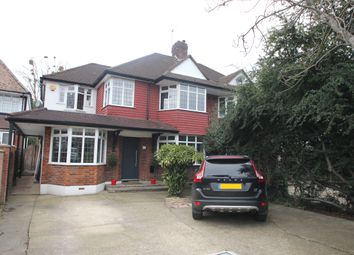 Thumbnail 4 bed semi-detached house to rent in Beverley Way, London