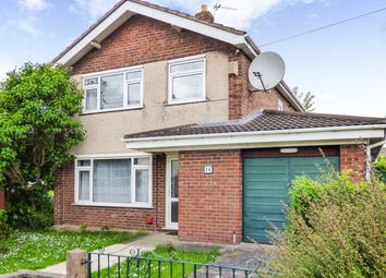 Thumbnail 3 bed detached house for sale in Langdale Road, Buckley