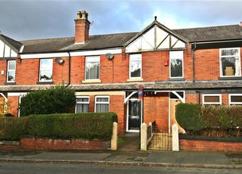Thumbnail 3 bed terraced house to rent in Gardner Road, Prestwich, Manchester