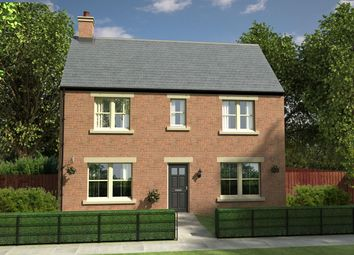 Thumbnail 4 bedroom detached house for sale in Greysfield, Backworth Park, Backworth