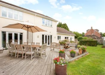 Thumbnail 5 bed detached house for sale in Peasemore, Newbury, Berkshire