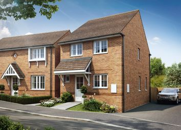 """Thumbnail 3 bed semi-detached house for sale in """"Barwick"""" at Robell Way, Storrington, Pulborough"""