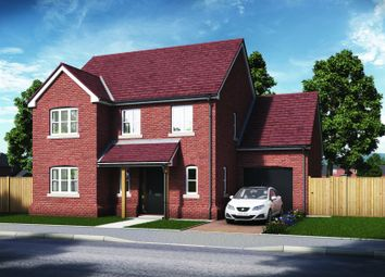 Thumbnail 4 bed detached house for sale in The Knock, Steventon Road, East Hanney, Oxfordshire
