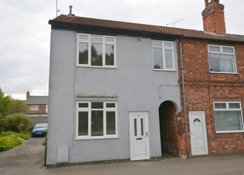 Thumbnail 3 bed end terrace house to rent in Langwith Road, Bolsover, Chesterfield