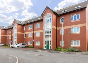 Thumbnail 2 bed flat for sale in Stott Wharf, Leigh, Greater Manchester.