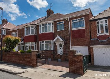 Thumbnail 5 bed semi-detached house for sale in Brierfield Grove, Sunderland