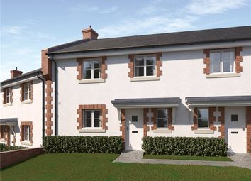 Thumbnail 3 bed terraced house for sale in Ash Green, West Bourton Road, Bourton, Gillingham