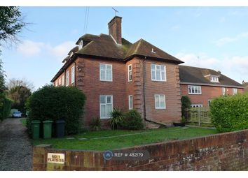 Thumbnail 2 bed flat to rent in Catherine Road, Newbury