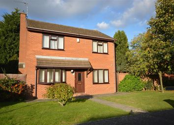 Thumbnail 4 bed detached house for sale in Maple Tree Walk, Littlethorpe, Leicester