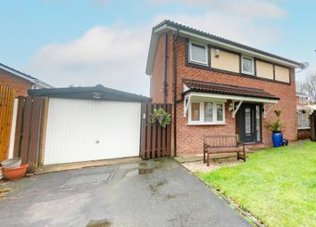 Thumbnail 3 bed detached house for sale in Summertrees Avenue, Lea, Preston