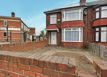 Thumbnail 3 bed terraced house for sale in Sutton Road, Hull