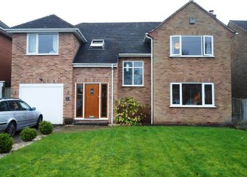 Thumbnail 4 bed property to rent in Honeyborne Road, Sutton Coldfield, West Midlands