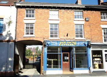 Thumbnail Retail premises for sale in High Street, Wem, Shrewsbury