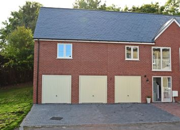 Thumbnail 4 bed semi-detached house for sale in Bellemere Gardens, College Road, Greater Malvern