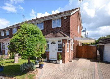 Thumbnail 3 bed semi-detached house for sale in Barn Drive, Maidenhead, Berkshire