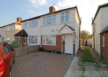 Thumbnail 3 bed semi-detached house to rent in Norwood Gardens, Hayes