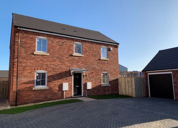 Thumbnail 4 bedroom detached house for sale in Grove Road, Kirk Sandall, South Yorkshire